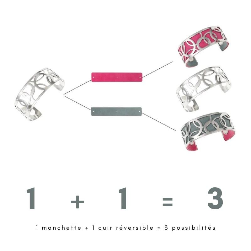 1+1=3_manchette ronds