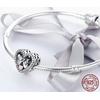 Charm POUR LA VIE - Argent Sterling 925 - charm Pandora - mariage declaration amour