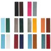 Manchette Bracelet Interchangeable - BULLE - Acier Inoxydable - ajustable - 40 mm + 1 CUIR RÉVERSIBLE OFFERT - 20 coloris