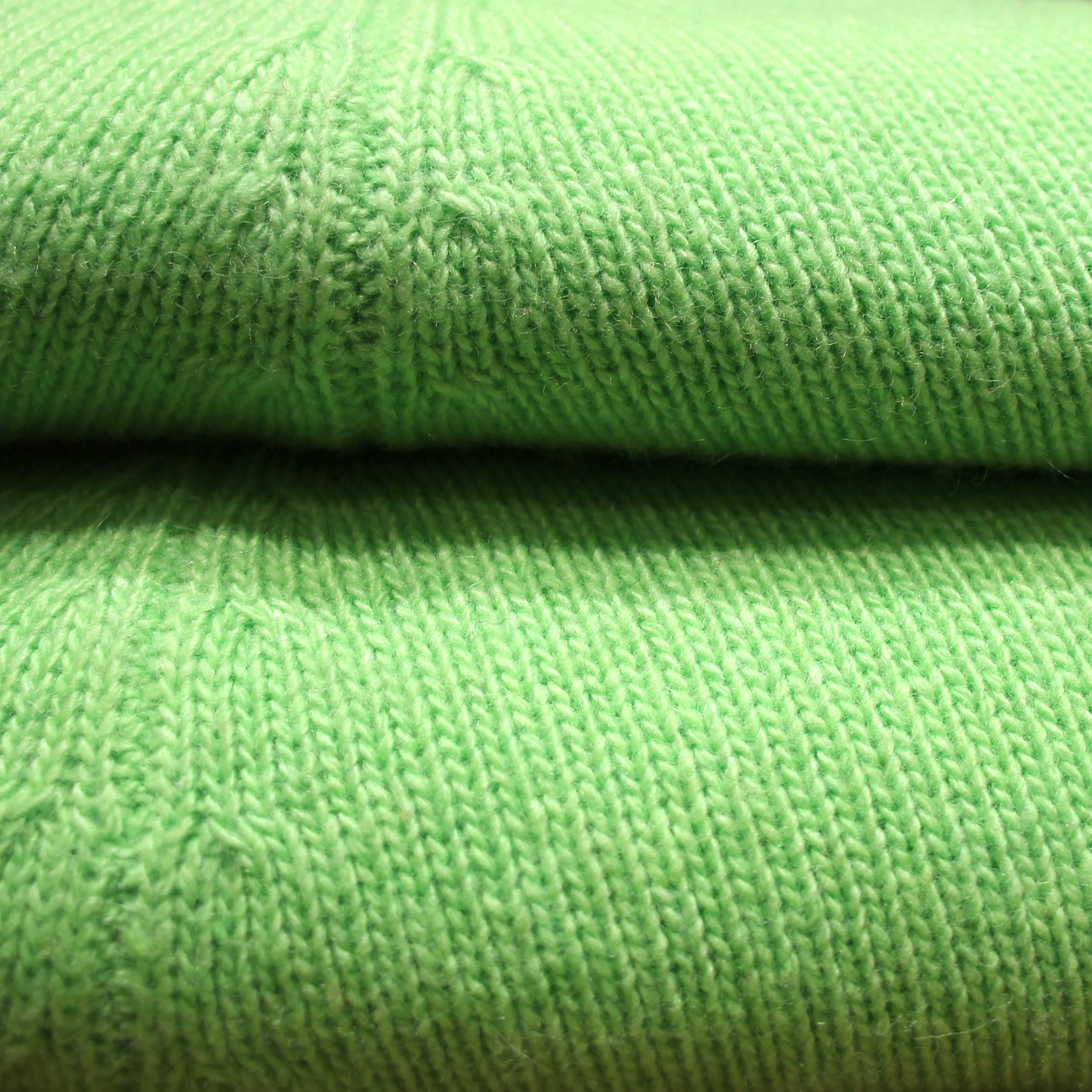 Poncho Femme - Vert