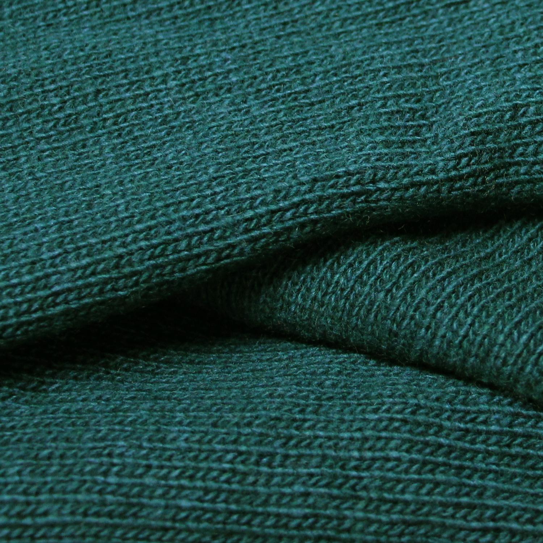 Poncho Femme à Capuche - Vert Bouteille