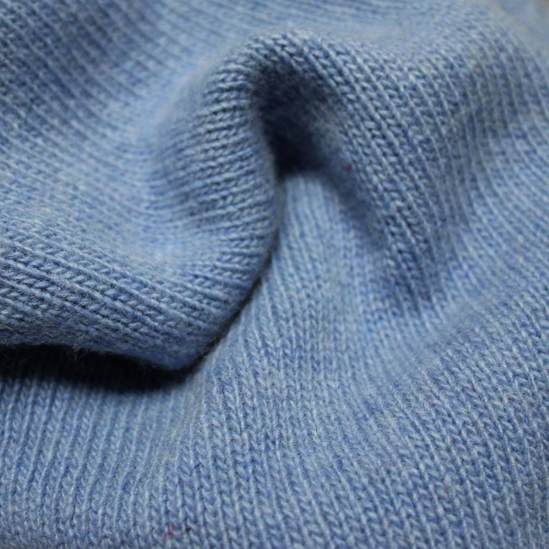 Poncho Femme - Bleu Pastel
