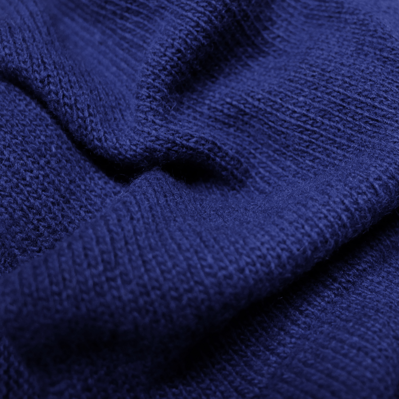 Poncho Femme - Bleu France