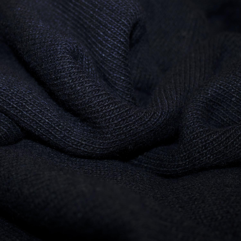 Poncho Femme - Bleu Nuit pailleté