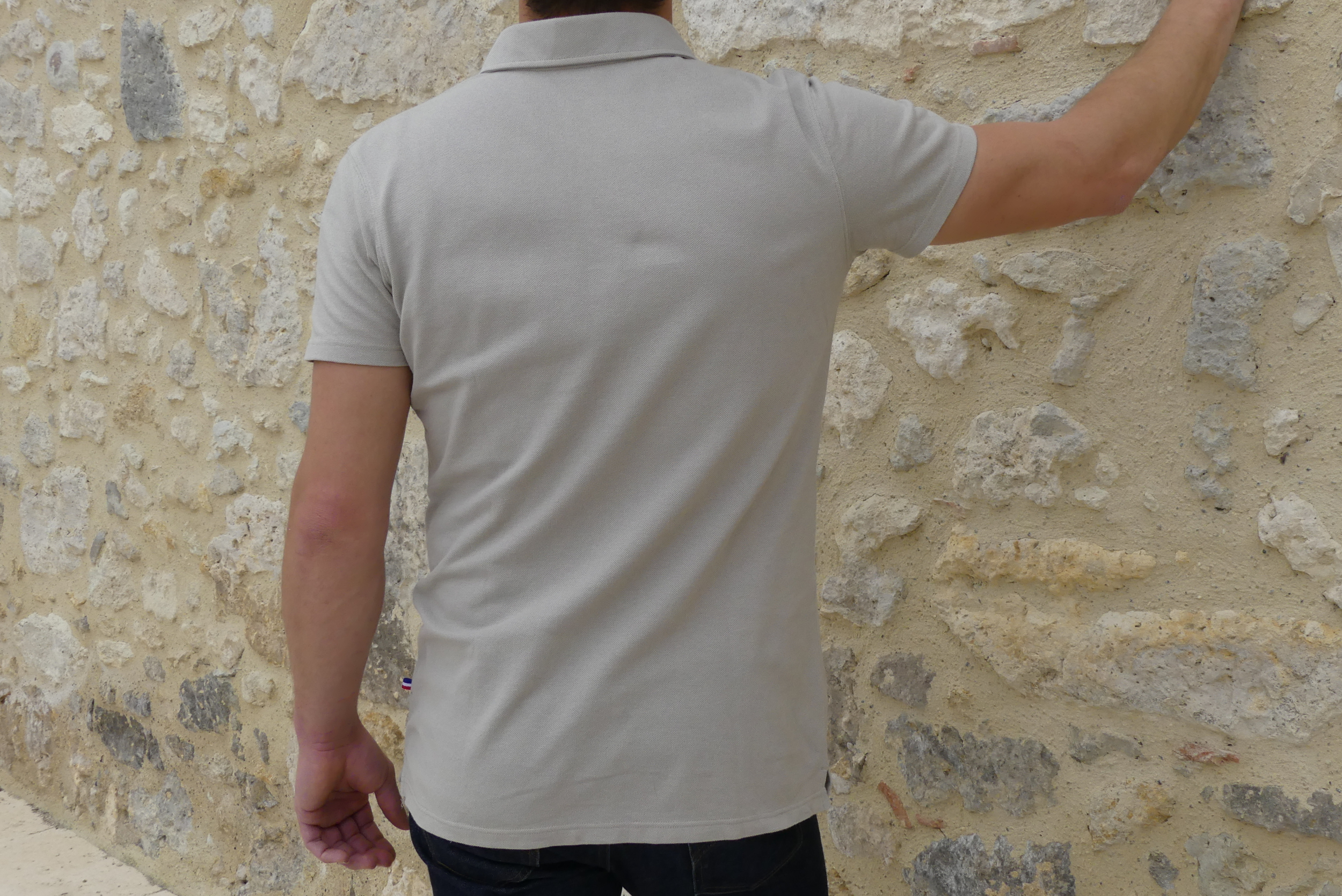Polo homme JEAN-CHARLES