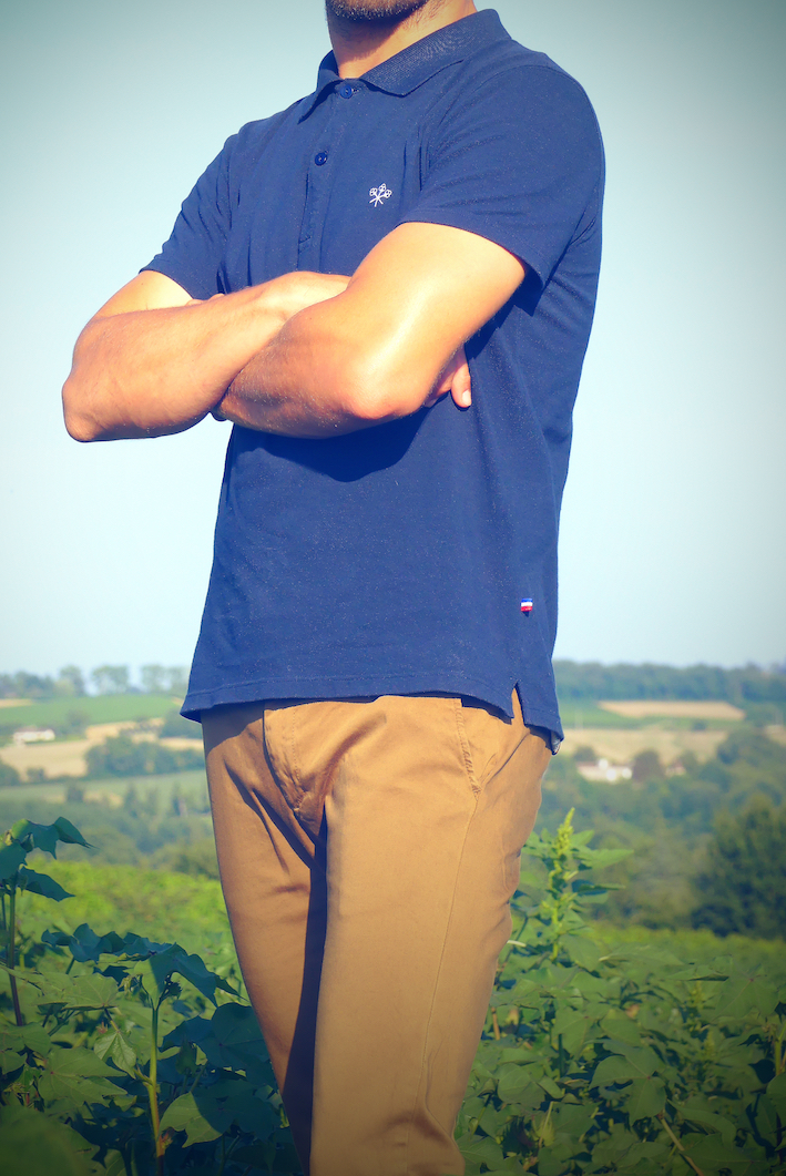 Polo homme M