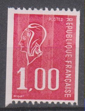 France - Béquet roulette - yt.1895 neuf ** de 1976 - Cote €0.80