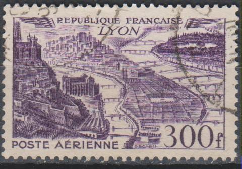 France - Aviation - yt.A26 de 1949 - Cote €13
