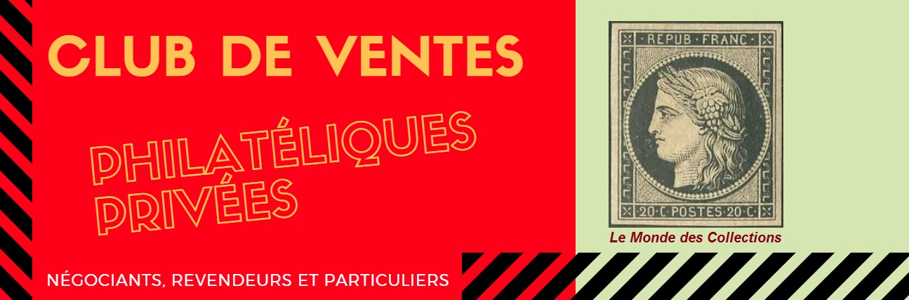 Club de Ventes Philatéliques Privées