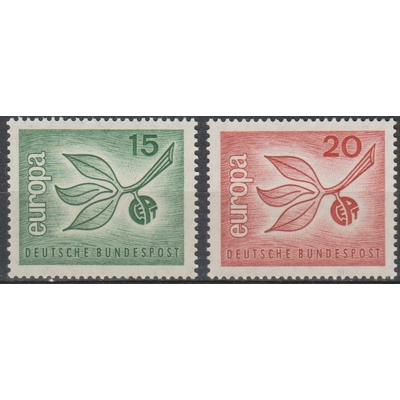 Allemagne - Europa - yt.350/51 neufs ** - Cote €0.60