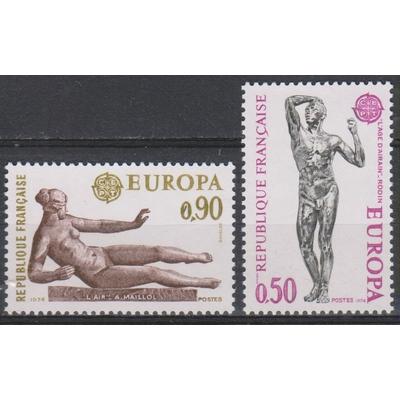France - Europa - yt.1789/90 neufs ** - Cote €2