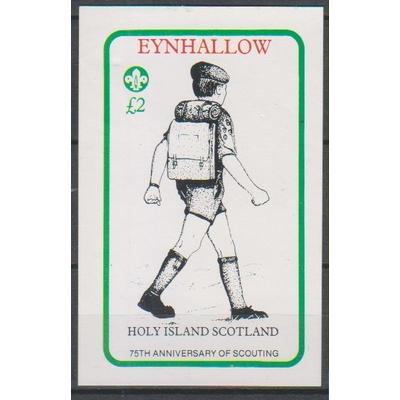 Eynhallow - Scoutisme - Feuillet neuf **