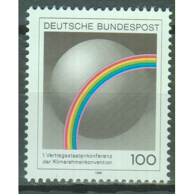 Allemagne - Climat - yt.1617 neuf ** - Cote €1.75