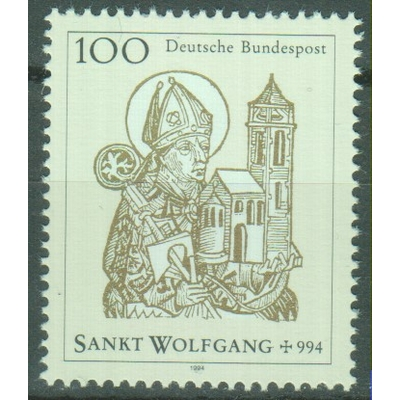 Allemagne - Wolfgang - yt.1594 neuf ** - Cote €1.70