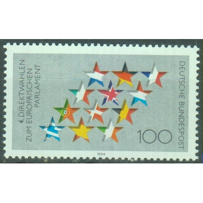Allemagne - Europe - yt.1552 neuf ** - Cote €2.20