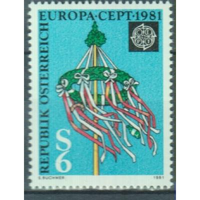 Autriche - Europa - yt.1500 neuf ** - Cote €2