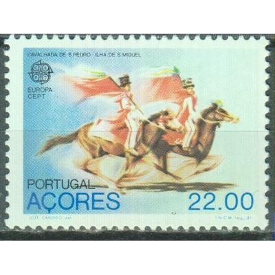 Açores - Europa - yt.331 neuf ** - Cote €1,75