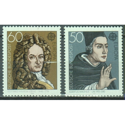 Allemagne - Europa - yt.893/94 neufs ** - Cote €3