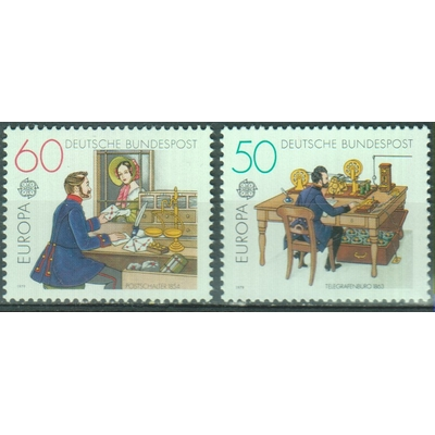 Allemagne - Europa - yt.855/56 neufs ** - Cote €2.50