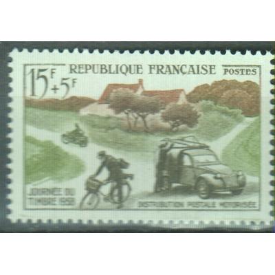 France - Journée du timbre - yt.1151 neuf ** - Cote €2.20