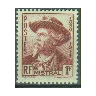 France - Mistral - yt.495 neuf ** - Cote €0.30
