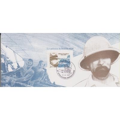 France - Feuillet souvenir 21 de 2007 - Cote €11