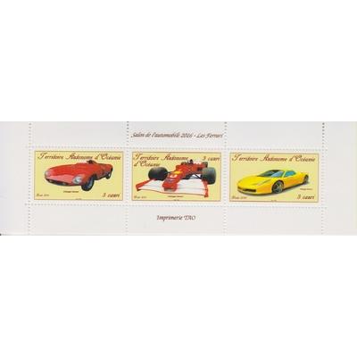 Automobiles Ferrari - Territoire Autonome d'Océanie