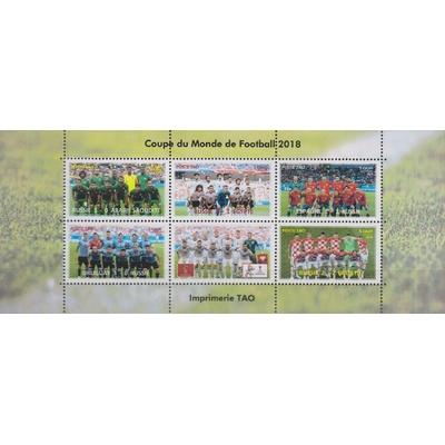 Coupe du Monde de Football 2018 - Territoire Autonome d'Océanie
