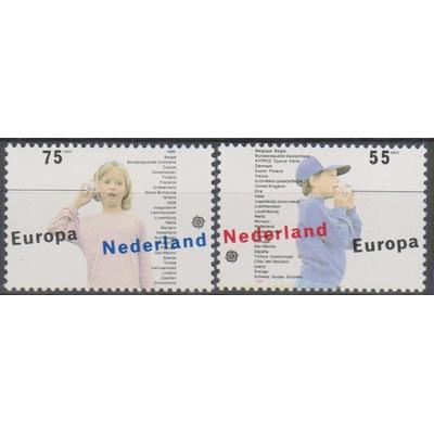 Pays Bas - Europa - yt.1334/35 neufs ** - Cote €2