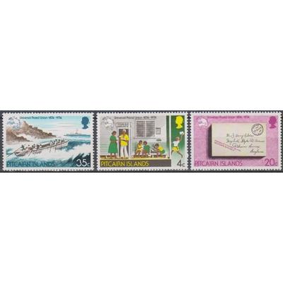 Pitcairn - UPU - yt.139/41 neufs ** - Cote €5.50