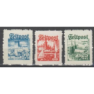 Allemagne - Feltpost - Reproductions anciennes neuves **