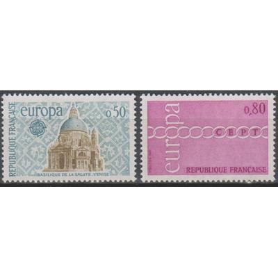 France - Europa - yt.1976/77 neufs ** - Cote €1.75