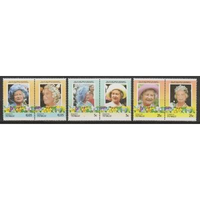 Tuvalu / Funafuti - Reine-mère - Timbres neufs **