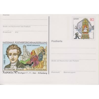 Allemagne - Europa - Entier postal neuf **