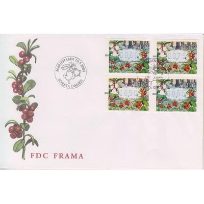 Aland - Frama - Enveloppe 1er-jour de 2004