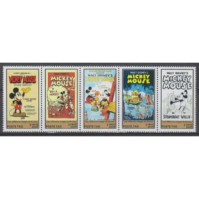 90 ans de Mickey - Territoire Autonome d' Océanie
