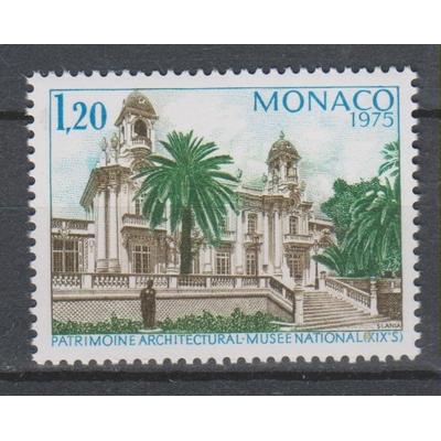 Monaco - Patrimoine - yt.1016 neuf ** de 1975 - Cote €1.20