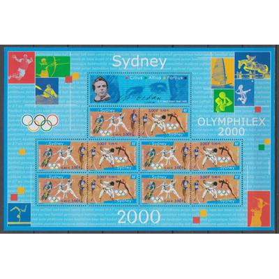 France - Jeux olympiques - yt.BF31A neuf ** de 2000 - Cote €12