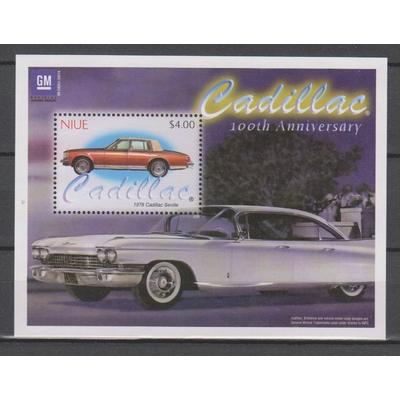 Niue - Cadillac neuve **