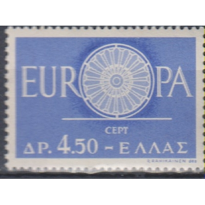 Europa 1960 - Grèce - yt.724 neuf ** - Cote €5