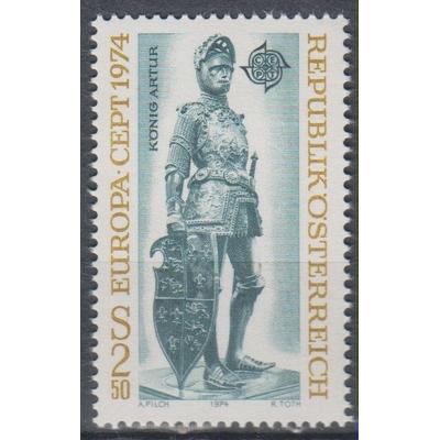 Europa 1974 - Autriche - yt.1279 neuf ** - Cote €1.50