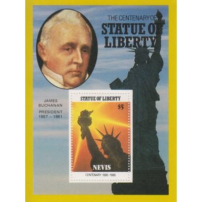 Névis - Statue de la Liberté - BF18 neuf ** - Cote €5