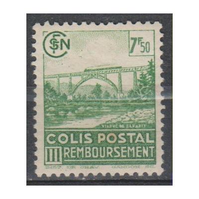 France - Colis-postaux yt.180 neuf * - Cote €1.50