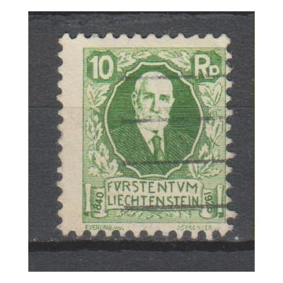 Liechtenstein - yt.72 de 1925 oblitéré - Cote €20