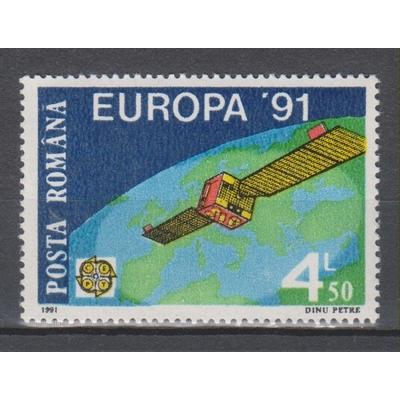 Roumanie - Europa / Espace 1991 neuf ** -Cote €2,50