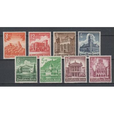 Allemagne - Sélection de timbres neufs ** de 1940 -Cote €32