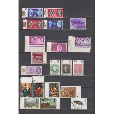 Grande Bretagne - Collections d'émissions neuves ** - Cote €33