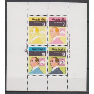 Australie - Journée du timbre - BF4 neuf ** - Cote €5,50