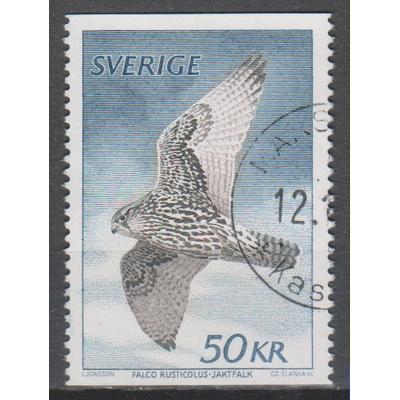 Suède - Le Gerfaut - yt.1122 oblitéré - Cote €4