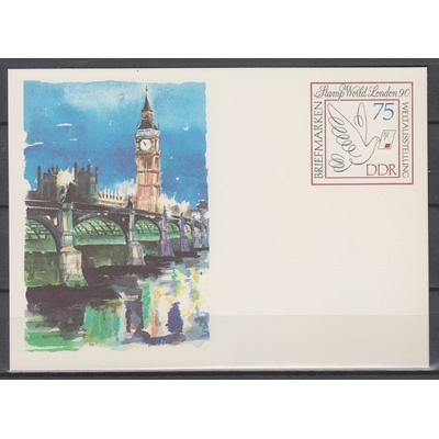 Allemagne - Entier postal London'90 neuf **